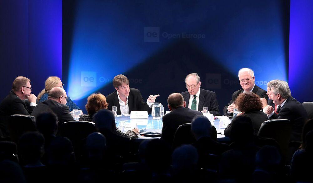 The Juncker Games Offer U K  a Vision of Endless 'Brexit' Talks