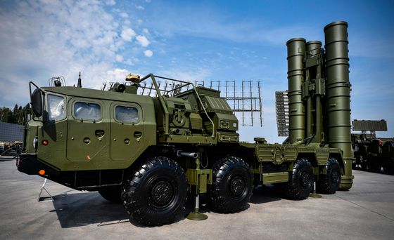 Turkey Faces U.S. Sanctions Over Russian Missiles