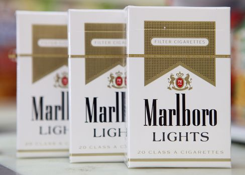 Philip Morris 'Light' Cigarette Class Action Thrown Out