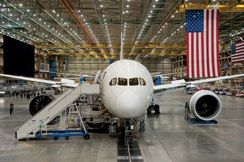 Boeing's 787 Dreamliner and the Decline of Innovation