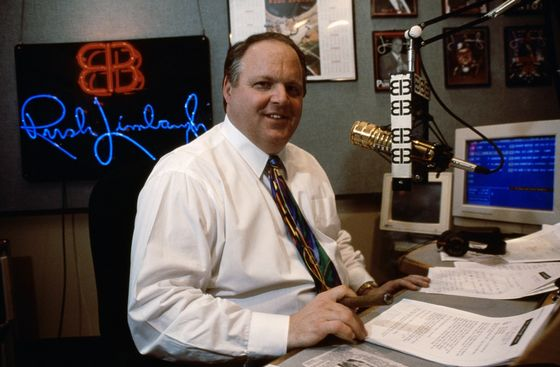 Rush Limbaugh, Partisan Conservative Radio Host, Dies at 70