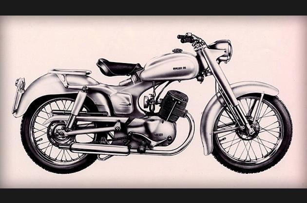 The Ducati 98 (1952)
