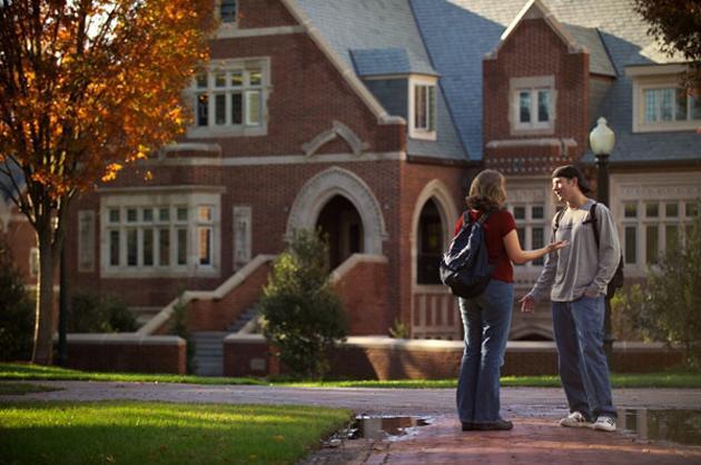 6. University of Richmond
