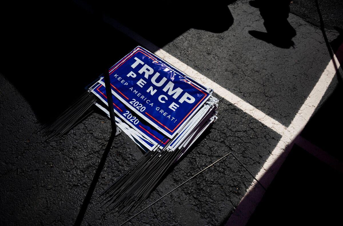 With Weeks to Go, Trump Needs a Big Change