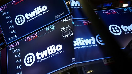 Twilio to Buy Customer Data Startup Segment for $3.2 Billion