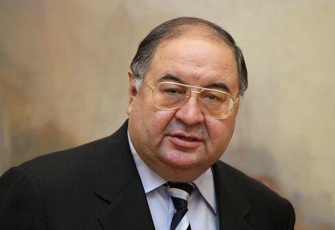 Alisher Usmanov