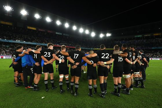 The All Blacks Creed That's Blocking a Sale to Private Equity