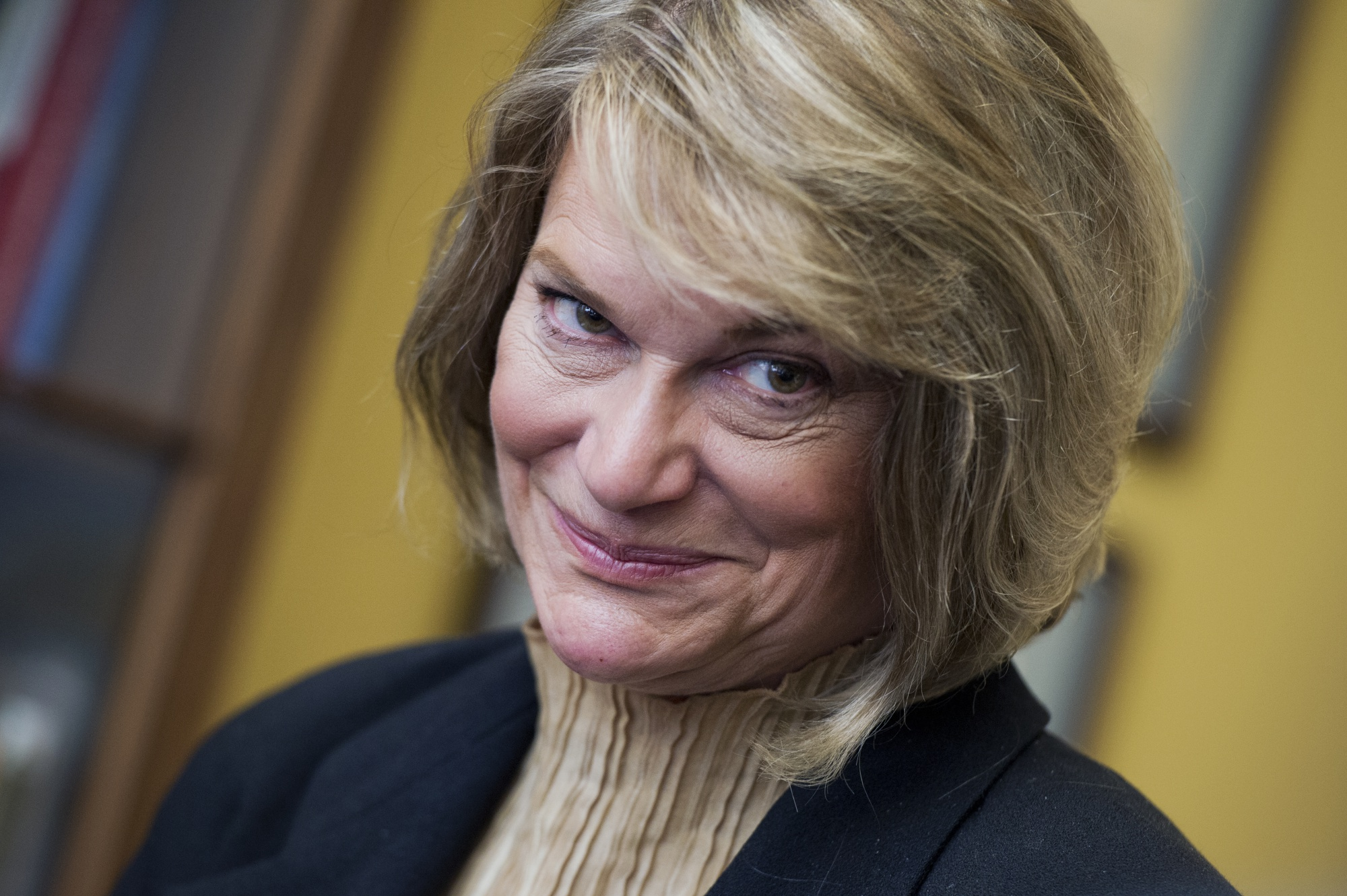 White House Considering Cynthia Lummis for Interior Sec.: Sources - Bloomberg