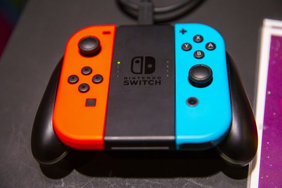 Nintendo Shares Climb After Report of Two New Switch Models