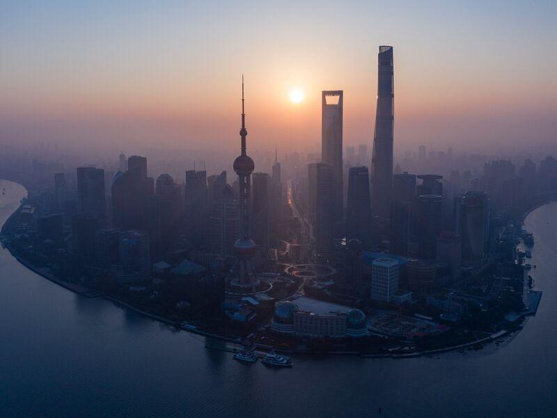 TOPSHOT-CHINA-ARCHITECTURE