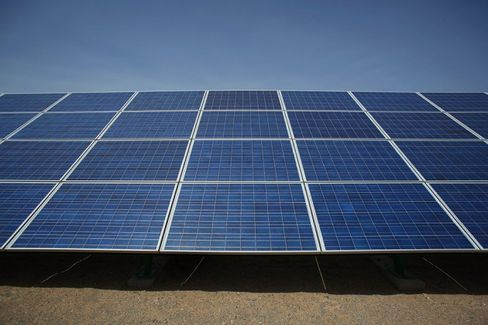 Making Solar Panels in China Takes Lots of Dirty Energy