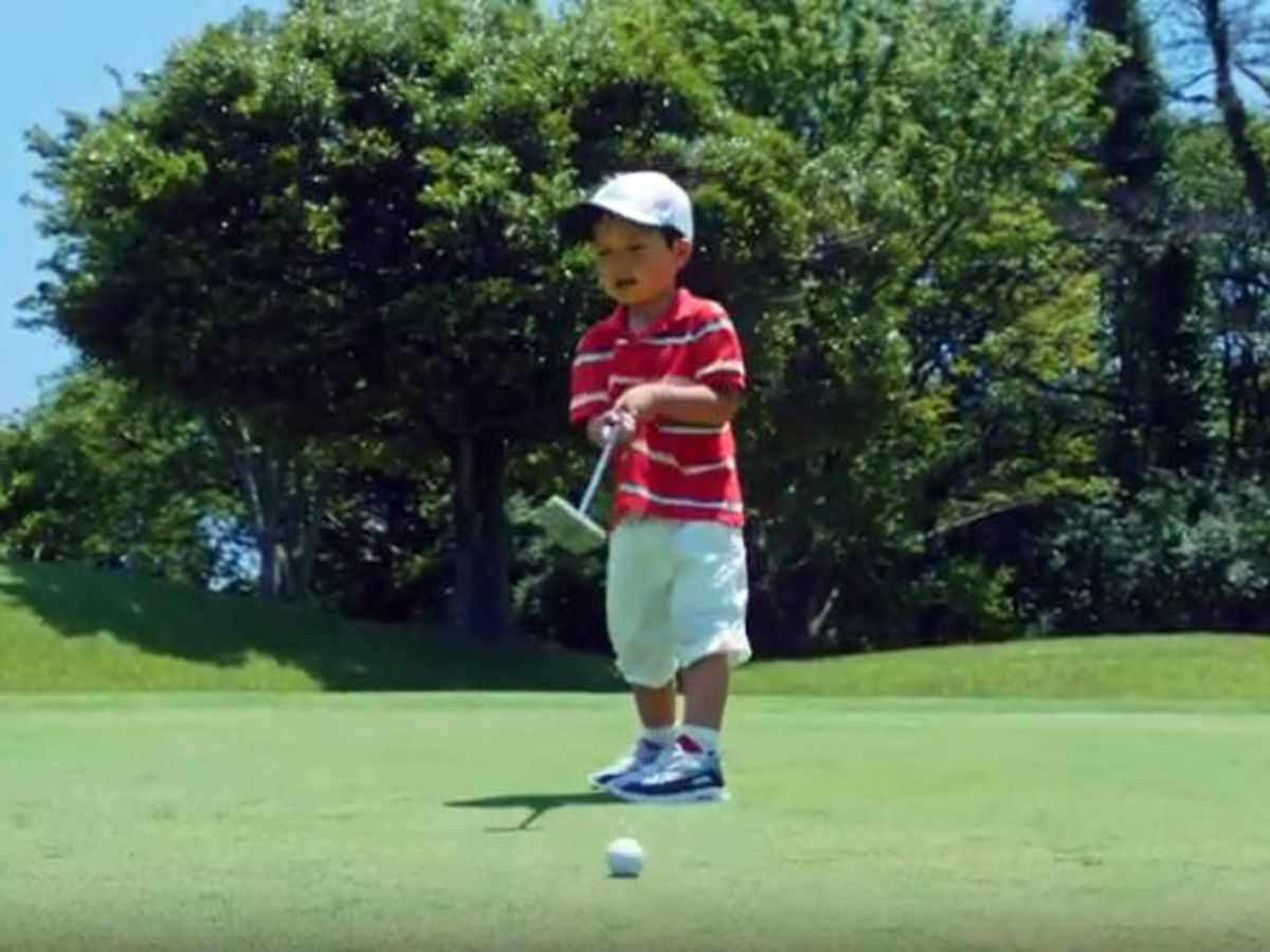This Golf Ball Could Help You Cheat by Finding Hole Every Time
