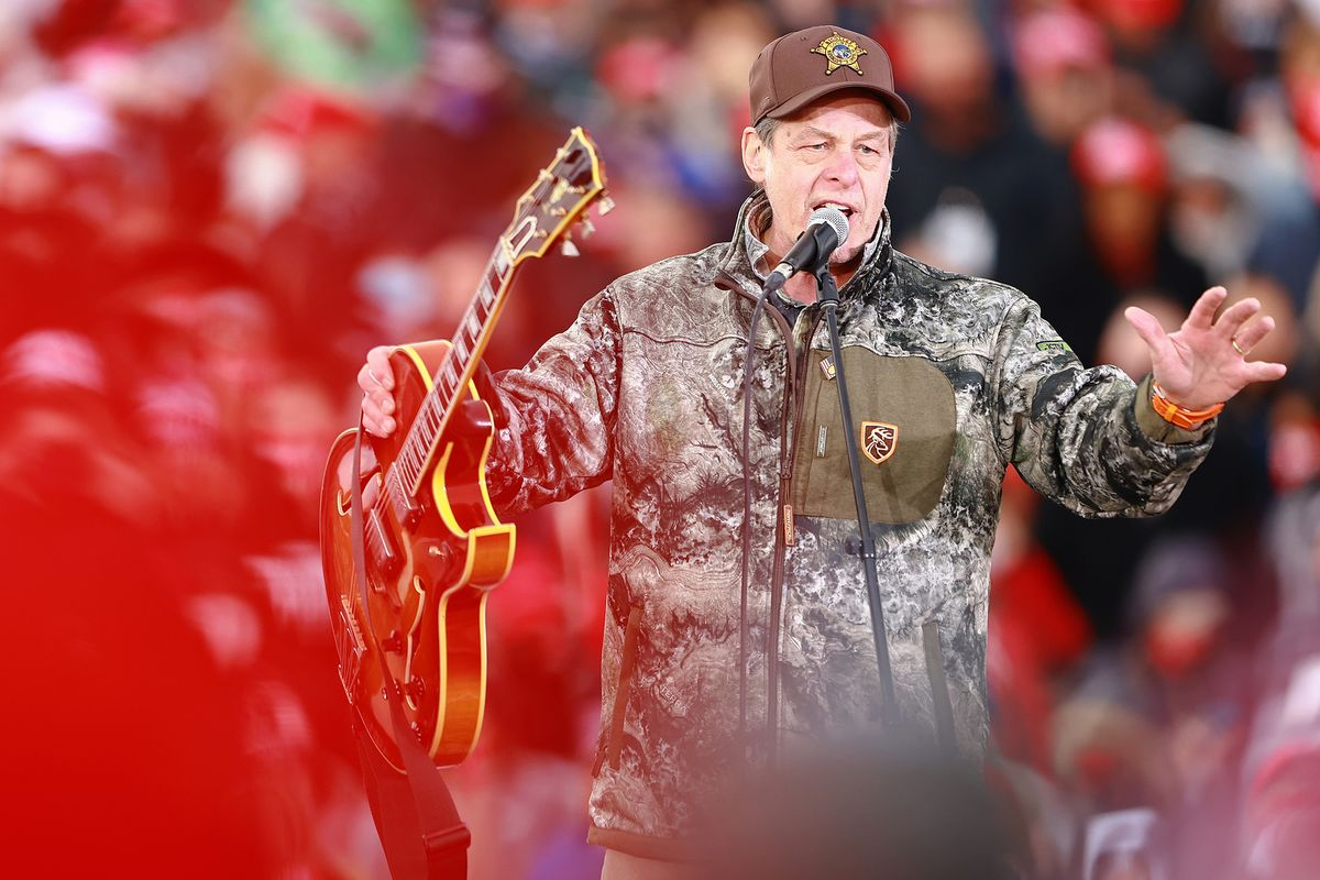 Ted Nugent Resigns From NRA Board Over 'Scheduling Conflicts'