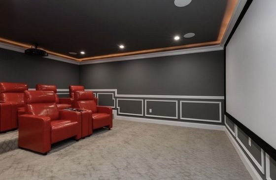 All You Want for Christmas Is a Home Movie Theater