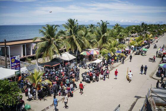Twenty-Fold Surge in Migrants Seeking the U.S. Alarms Panama