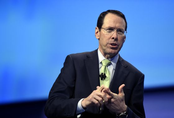 AT&T CEO Floated CNN Sale to Ease U.S. Concerns on Time Warner