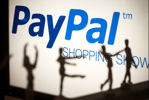 EBay's PayPal Bets on 103 Million Users to Target Groupon