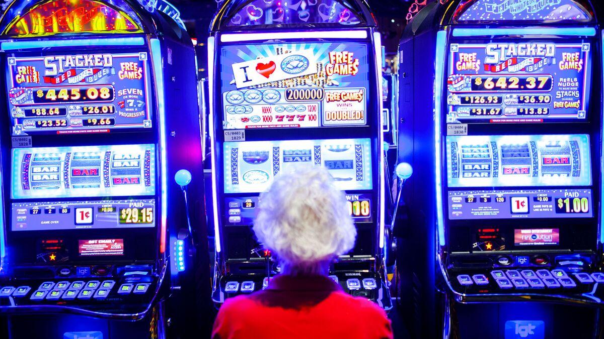 Payout slot machine online