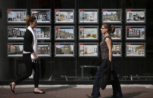 London Home Sales