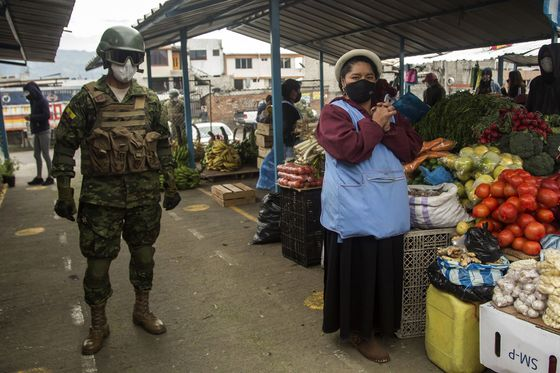 Virus Still Rages Unchecked in Ecuador After Port City Disaster
