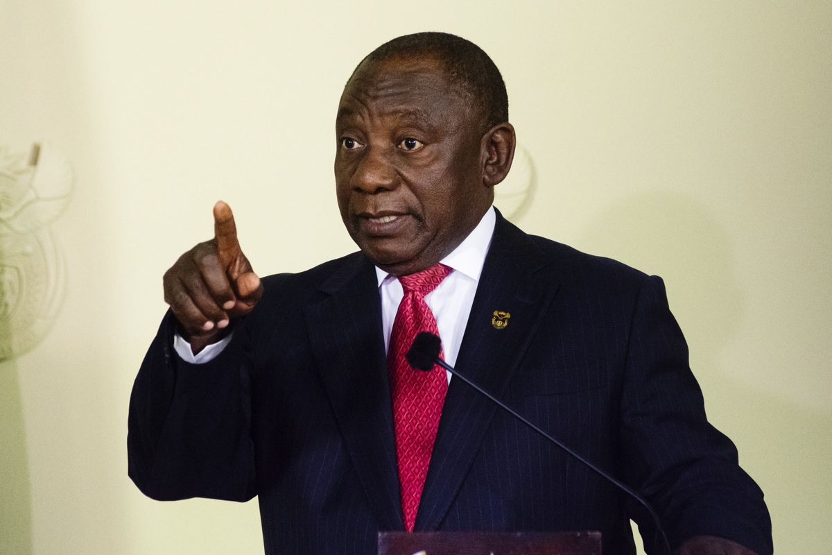 Ramaphosa's Dependence on the Left Stymies South African Reforms