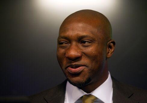 Nigeria Stock Exchange CEO Oscar Onyema