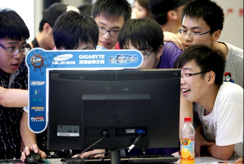 China Overtakes U.S. as Largest Market for PCs