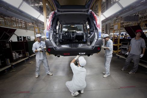 China Economy Grows 9.5%, Exceeding Economists' Estimates