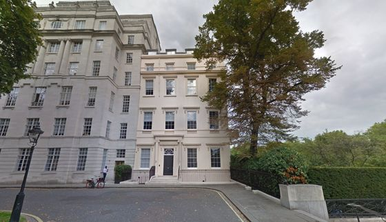 Hedge Fund Billionaire Griffin Buys $122 Million London Home
