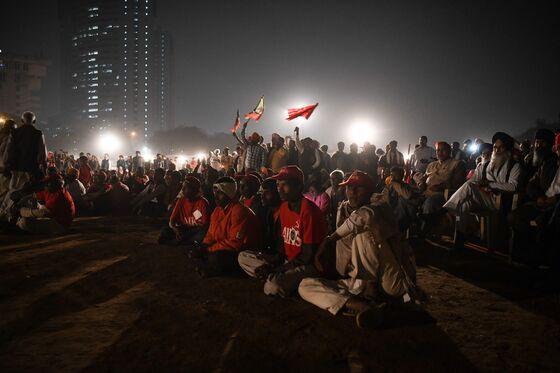 Modi's Popularity at Risk as Farmers' Protest Hits New Delhi