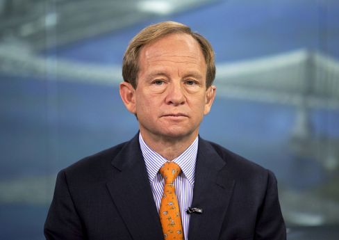 Quadrangle Group Co-founder Steven Rattner