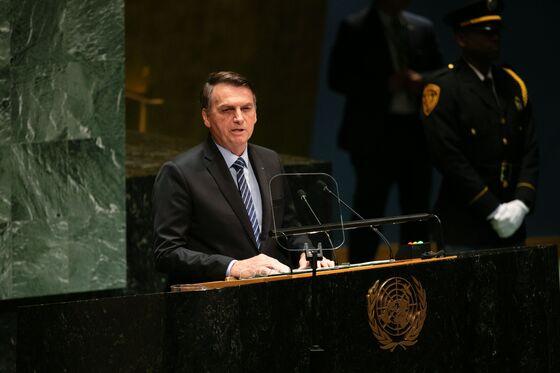 Bolsonaro Seeks to Improve Brazil's Battered Image at UN