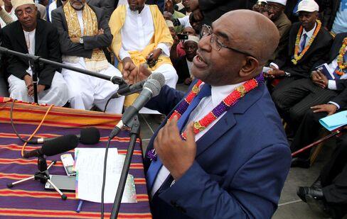 COMOROS-POLITICS-ELECTIONS
