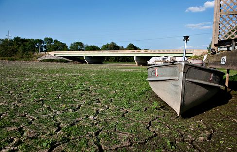 Midwest Rains Won't Dent Drought or Help Crops, Forecasters Say