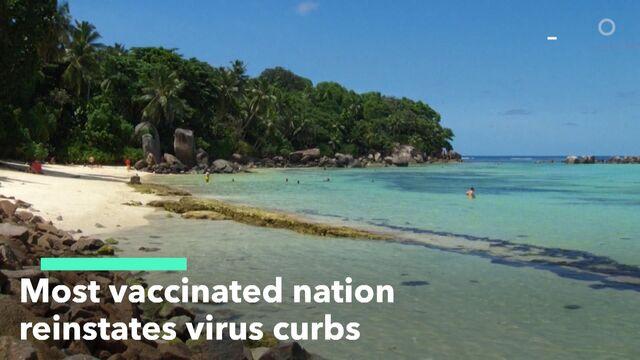 Seychelles Reinstates Virus Curbs As 62% Vaccinated