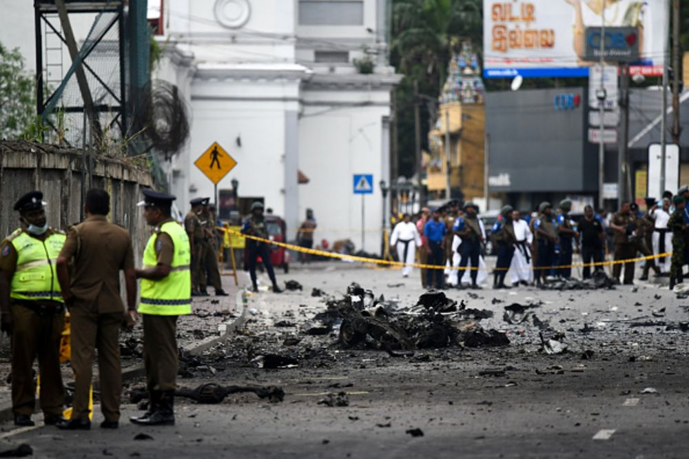 Sri Lanka Terror Attacks Break From Past Patterns