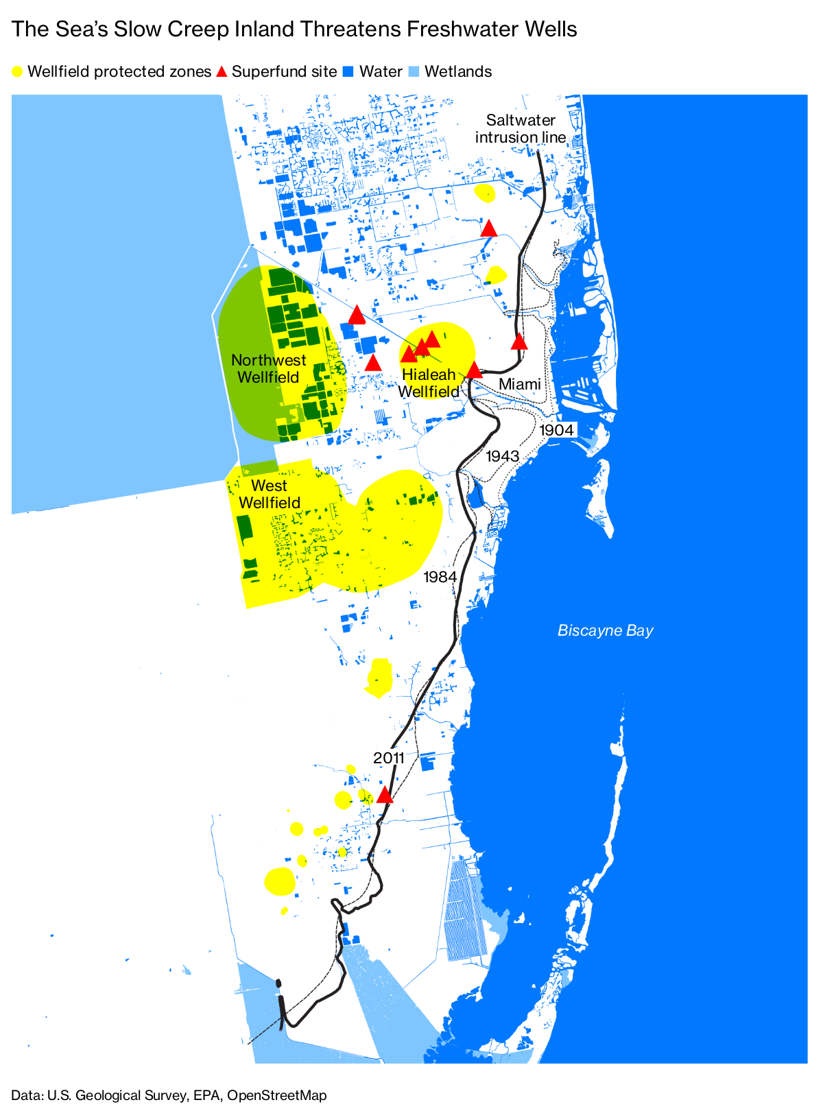Miami's Other Water Problem - Bloomberg