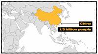 relates to 中国の13億人格付け計画