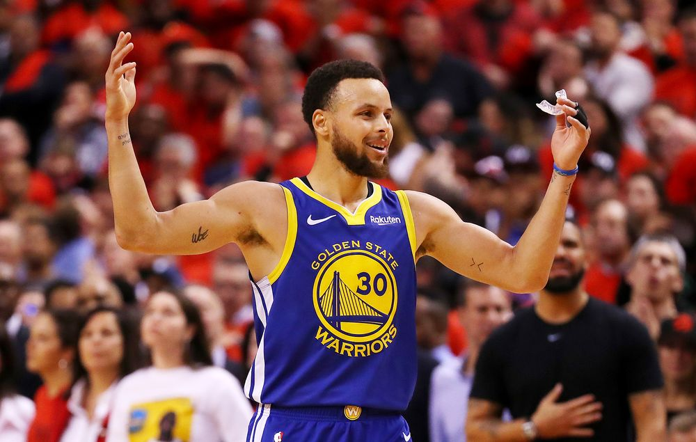 Under Armour Ua Launches Steph Curry Brand To Compete With Nike S Jordan Bloomberg