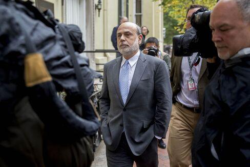 Bernanke AIG Testimony Ends Week Of Bailout Architects