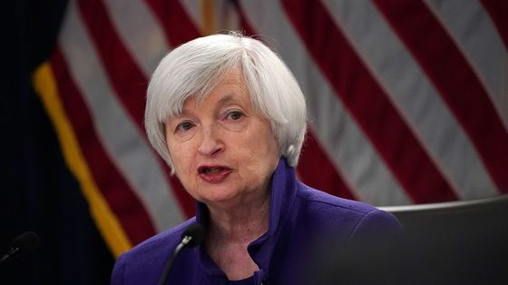 Yellen Runs Into GOP Resistance to 'Act Big' Call for Stimulus