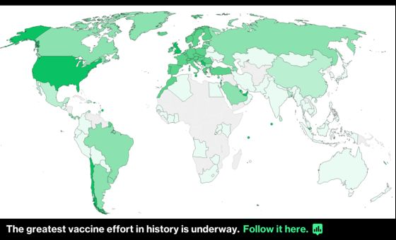 Covid Hit These Countries Hard. Now They Face Big Vaccine Bills