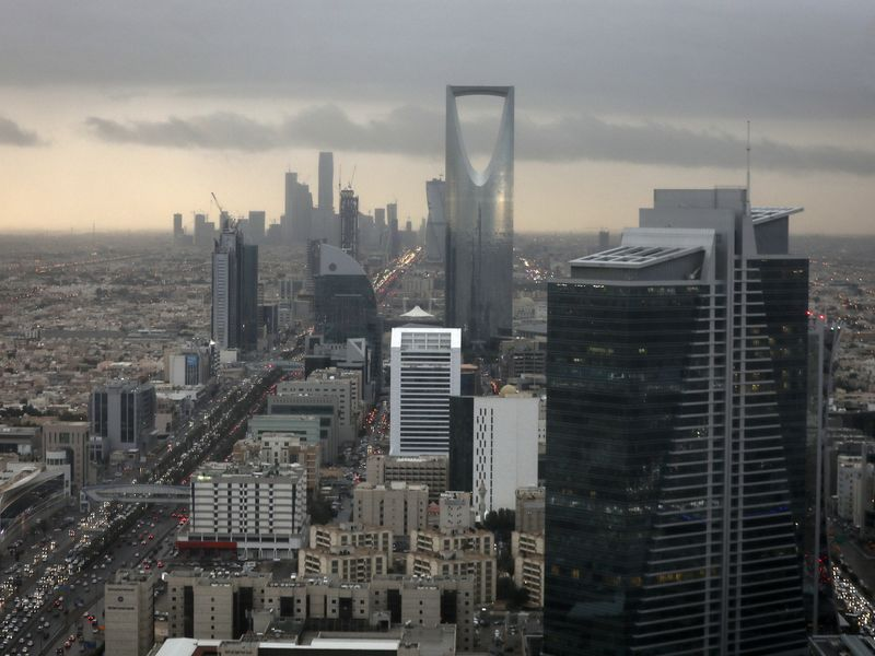 General Views Of Saudi Arabia's Capital
