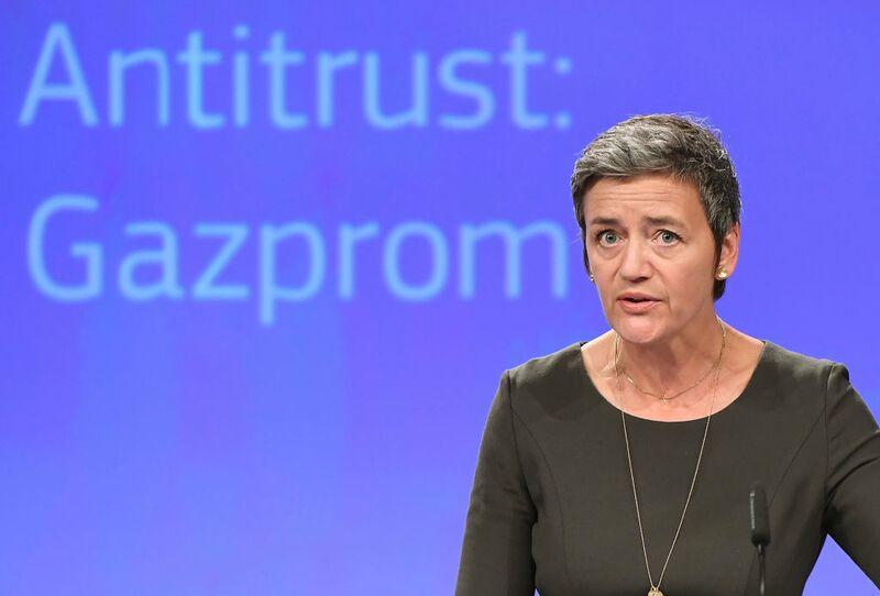 Η Ευρώπη κατάφερε να δαμάσει την Gazprom