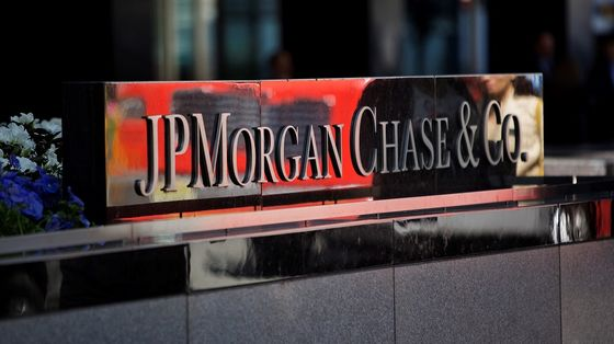 JPMorgan Posts Investment-Banking Surge While Loans Decline