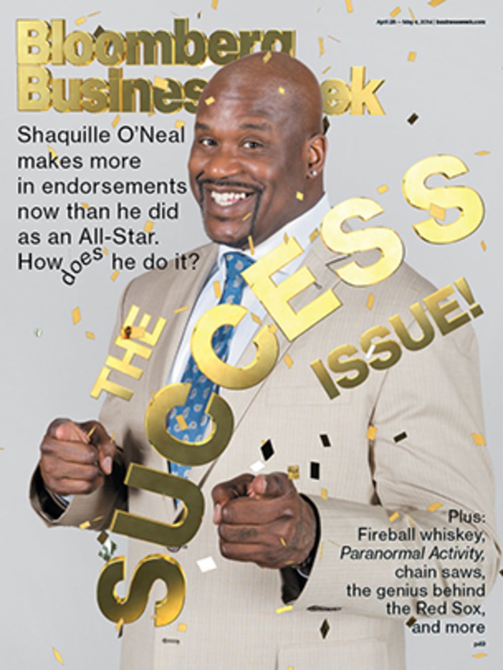 04dc1bb6634 Retired Shaquille O Neal Cultivates Fame and Fortune - Bloomberg