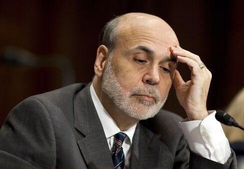 Ben S. Bernanke, chairman of the U.S. Federal Reserve