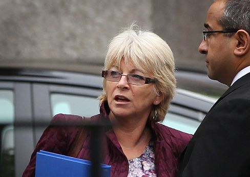 U.K. Metropolitan Police Deputy Assistant Commissioner Sue Akers