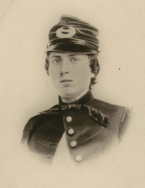 First Lieutenant Alonzo H. Cushing