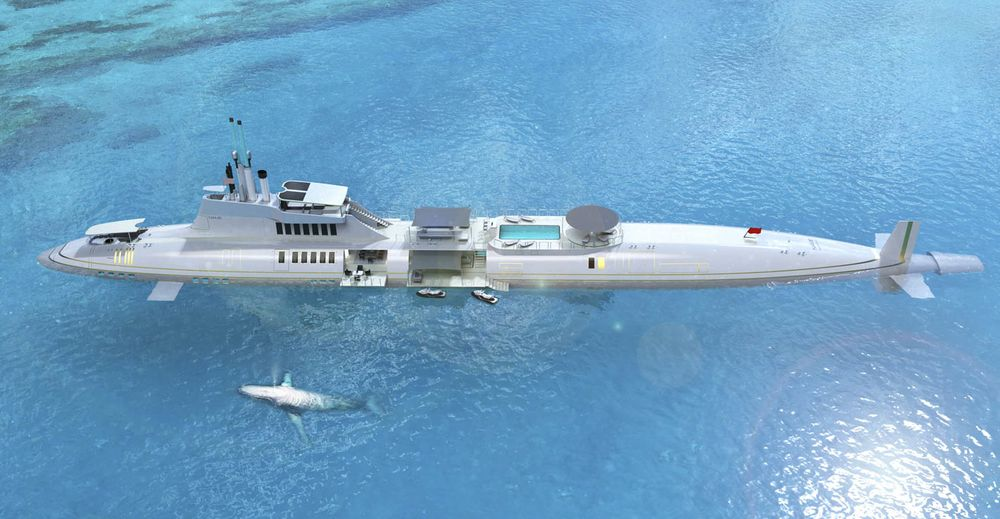 Before You Spend $2 Billion on Your Own Submarine, Read This